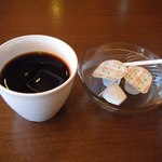 焼肉おがわ - ランチの1ドリンクサービス(アイスコーヒー)