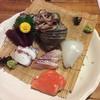 海鮮居酒屋 海小屋 - 料理写真:刺身5種盛り(ホントは6種)