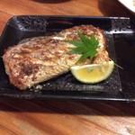 海鮮居酒屋 海小屋 - 太刀魚のバター焼き