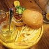 シズクバーガーグリル - 料理写真:2016/11 酸味のあるマスタードが好み◎