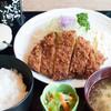 とんかつ大町 - 料理写真:ロースかつ定食:1,250円/2016年11月