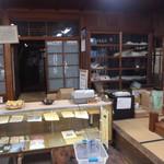 桑田醤油醸造場 - 店内