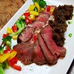romantic diner loco - 大人気ローストビーフはランチ・ディナー共にございます