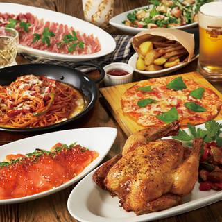 ◆Wi-Fiスポット有◆ポイントカードでよりお得なお食事を♪