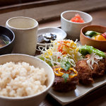 カフェ キトテノワ - 料理写真:野菜たっぷりランチ
