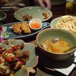 アジアティカ - 料理☆