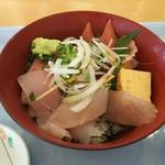 58510287 - 海鮮丼 1,200円♪
