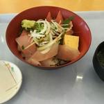 58510288 - 海鮮丼 1,200円♪