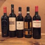 ボッテガビオラ - ワイン2