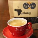CAFE Sketch -