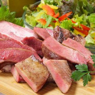 和牛を使った料理の数々