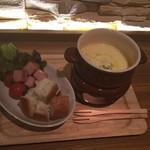 porcocoda ff dining - チーズフォンデュ
