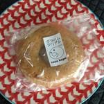 58514647 - 2016年10月:グラハムシリアルベーグル(\200)…世田谷パン祭りで購入しました