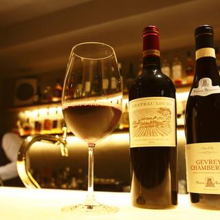 日本初入荷のワイン