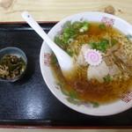 三忠食堂 - 中華そば