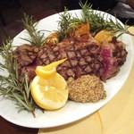 ボッテガビオラ - 牛サーロイングリル