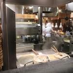 丸亀製麺 - 厨房