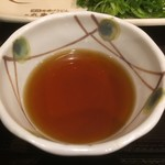 丸亀製麺 - 天つゆ