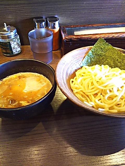 びし屋 - つけ麺880円