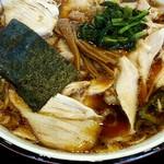 らーめんヒグマ - チャーシュー麺