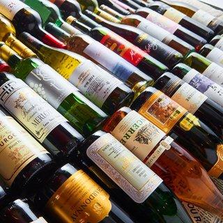 chouchouのこだわり『ワイン』
