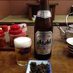 中西食堂 - ビール&おつまみ