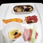 カスケイドカフェ - 冷菜盛り合わせ