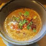 花紋 - 海老塩つけ麺