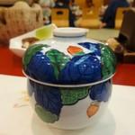 むさし - 蒸し物:茶碗蒸し。