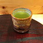 江戸前晋作 - お茶
