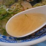 西湘パーキングエリア(下り線) スナックコーナー - 鶏ガラ塩味