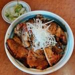 十勝豚丼 いっぴん - 豚丼(842円)