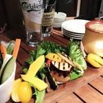 ナデシコ - 料理写真:オサレで美味しい 滋賀のバーニャカウダー