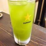 はるもき - 緑茶わり