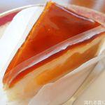 佐久 一萬里 温泉 ホテルゴールデンセンチュリー - 料理写真:アップルケーキ
