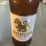 タイーヤータイ - シンハービール