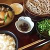 そば茶屋 吹上庵 - 料理写真:茶屋定食(880円)