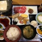 別府亀の井ホテル - 料理写真:朝食(和食)
