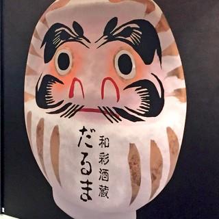 JR東京駅八重洲北口から徒歩3分!だるまの壁が目印です
