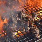 炭焼家 かりで - 料理写真: