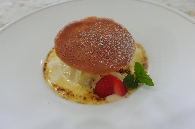 フランス食堂 シェ・モア - りんごのデザート