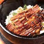 郷土料理 竹の子 - 石焼穴子ごはん