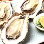 郷土料理 竹の子 - シェル牡蠣