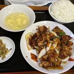 金石餃子店 -