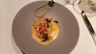 フレンチレストラン フルーヴ - オマール海老のビスク仕立て