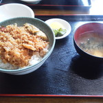 赤羽食堂 - 料理写真:天丼