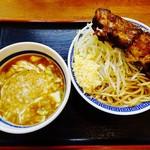 東勝軒○秀 - 豚帝Vll(つけ麺)