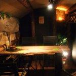 ダイニングバー shaku shaku - 個室風スペース すごくいい!
