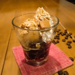 Cafe Diner Marshmallow - キャラメルコーヒーゼリー