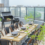 grenier36+Rooftopビアガーデン -